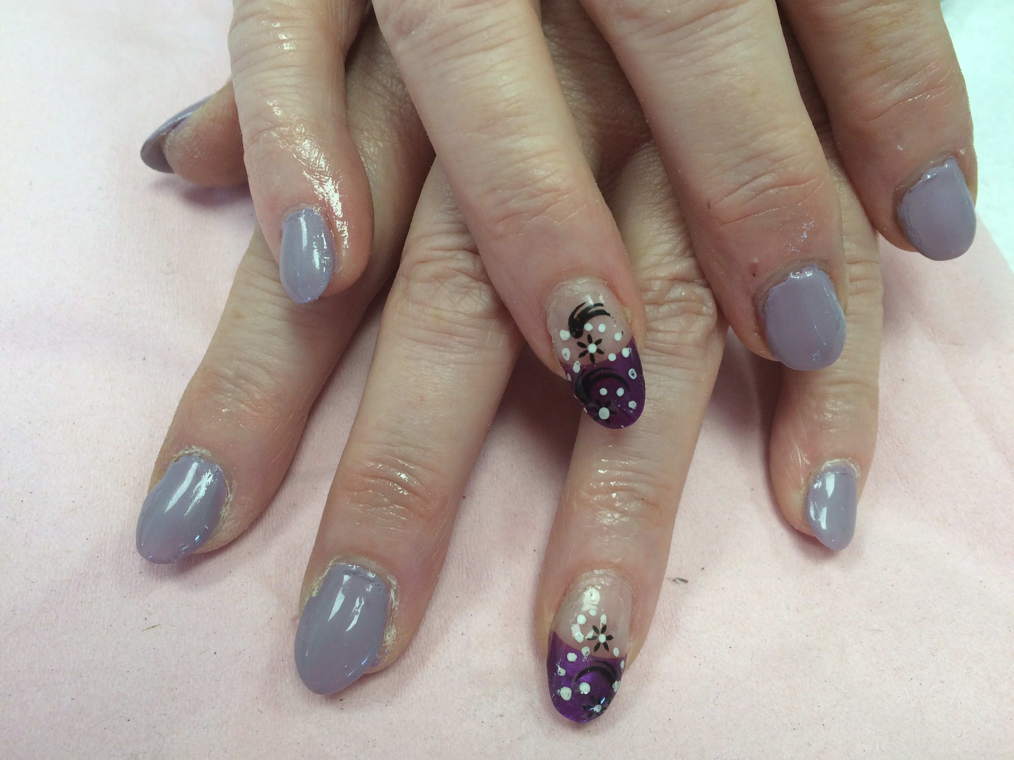 Can You Have Gels Applied To Your Natural Nail